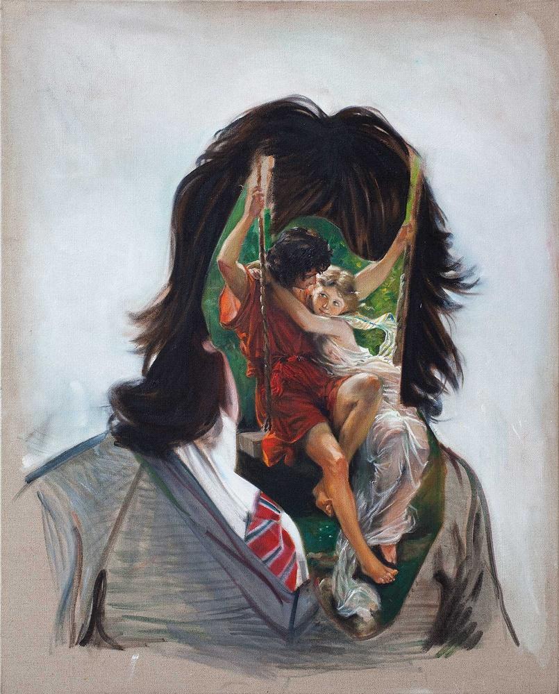 Endy Hupperich Galerie Tobias Schrade